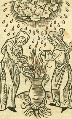 Resultado de imagen de Hechiceras y Curanderas judias